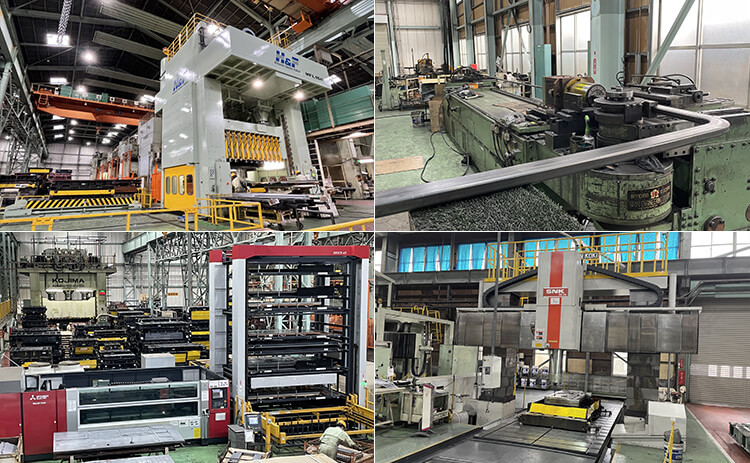 Wide Selection of Manufacturing Machines