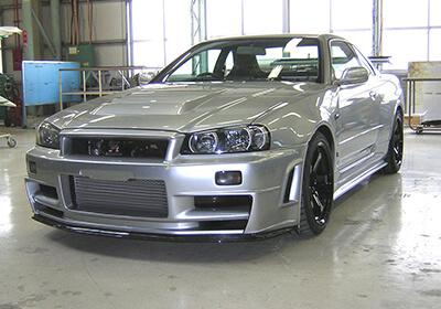 R34 GTR(ニスモバージョン)